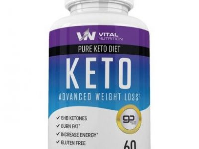 Keto Pure Keto Diet Pills (Ketosis Supplement To Burn Fat)