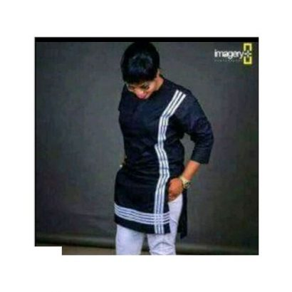 Women Native Wear Fit Up Navy Blue And White