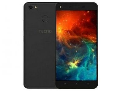 Tecno Spark K7 5.5-Inch HD (1GB, 16GB ROM) Android 7.0 Nougat, 13MP + 5MP Dual SIM 3G Smartphone – P