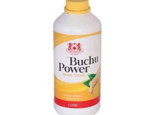 Swissgarde supplements BUCHU POWER DETOX DRINK (NATURAL BODY SYSTEM CLEANSER)