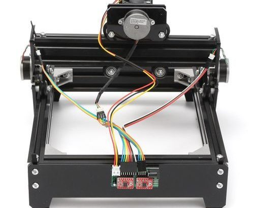 Engrave – Mini Laser USB Metal Engraver