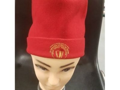 Igbo Traditional Cap ( ODOGWU) – RED