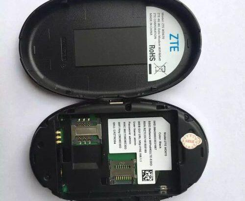 ZTE 4G LTE Wi-pod WiFi For Ntel,Airtel,Swift,Spectranet,9Mobile