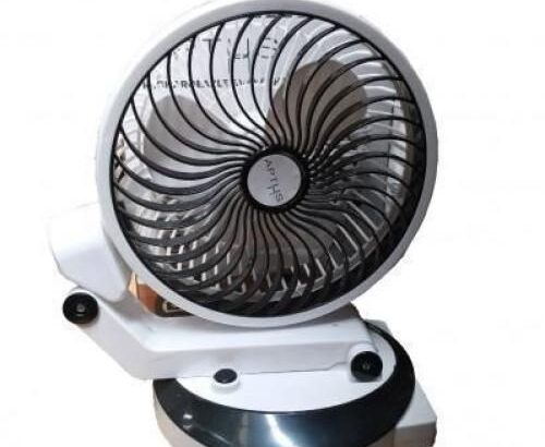 SPEEDLITE Rechargeable Fan With Lamp