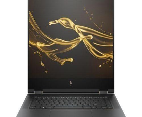 Hp Spectre 15-X360, I7/1TB/16GB RAM, (NVIDIA GTX1050Ti 2GB) Touch,Win 10