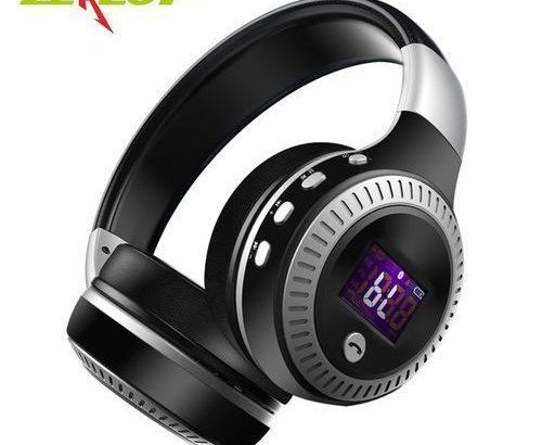 Zealot ZEALOT B19 Bluetooth Headphones Wireless Stereo Earphone Headphone With Mic Headsets Micro-SD