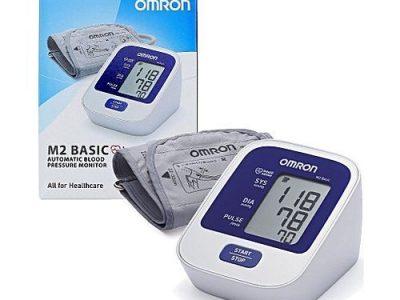 Omron Advanced Digital Blood Pressure Monitor BP Machine M2 Basic
