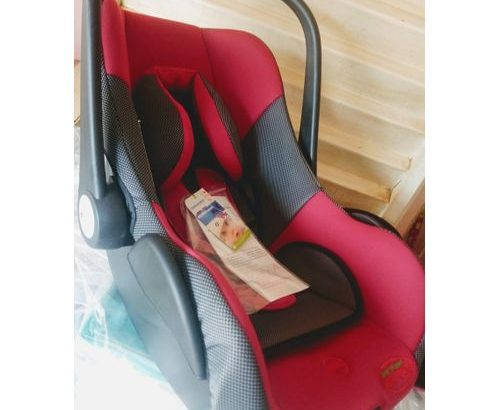EverGreen Evergreen Baby Car Seat For Safety. 4 IN