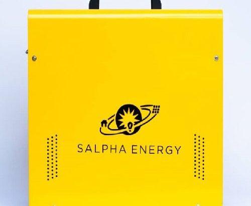SALPHA ENERGY SOLAR HOME SYSTEM – POWERFLO 45 – 80 WATTS