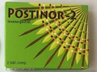 Postinor 2 – 5 Packs