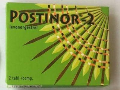 Postinor 2 – 5 Packs