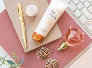 Milk n honey hand cream