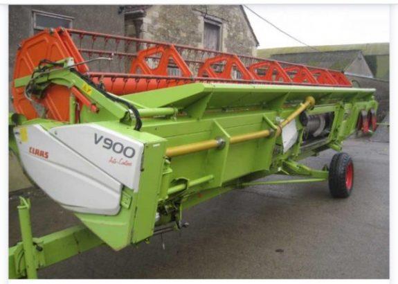 CLAAS Lexion 570TT Plus Harvester