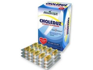 AIM GLOBAL CHOLEDUZ Omega Supreme Fish Oil