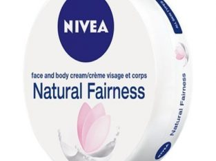 Nivea Natural Fairness Face And Body Cream-200ml