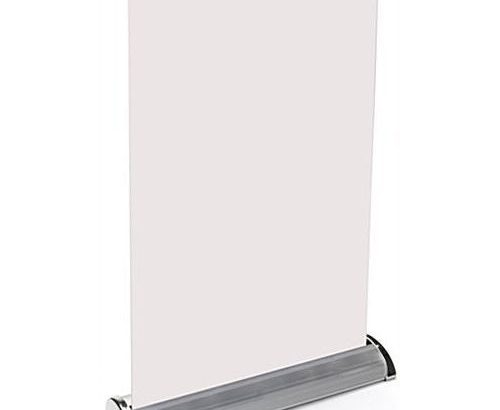 Retractable Roll Up Banner Stand – A4 Size – Table Top