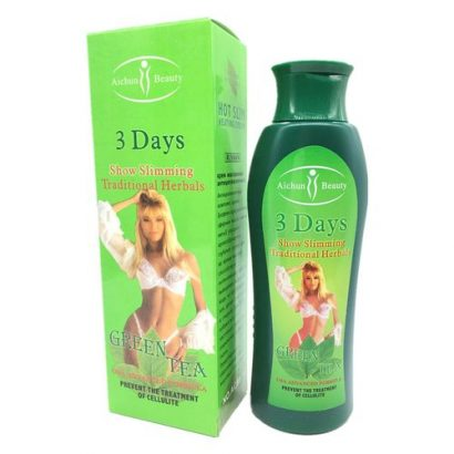 Aichun Beauty 3 Days Fat Burning Slimming Cream (With Green Tea Extract)