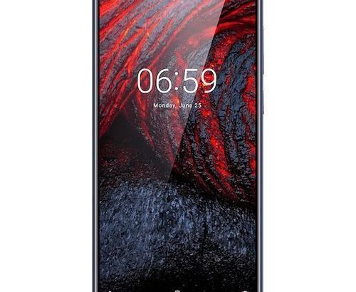 """Nokia 6.1 PLUS.5.8"""",Andriod 8.1,(Updatable To 9.0) 4GB RAM 64GB ROM,SD UP TO 400GB"""