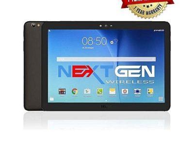 Tecno Droidpad 10D – 10.1inch Tablet (16GB ROM + 2GB RAM) 4G LTE – GREY