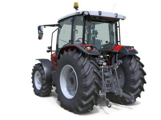 Massey Ferguson-Tractor MF 5700 82-102 H.