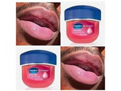 Vaseline SEXY Rosy Pink Lips Theraphy