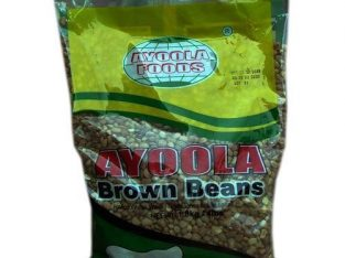 Ayoola Foods BROWN BEANS-1.8KG-5 PACKS