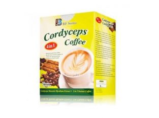 Bf Suma 4 In 1 Cordyceps Coffee – 20 Sachets