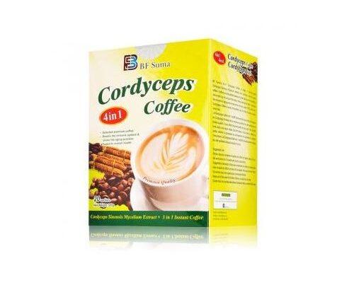 Bf Suma 4 In 1 Cordyceps Coffee – 20 Sachets