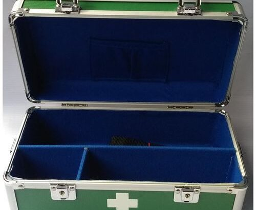 Fully Equipped Medical First Aid Box – Small Size
