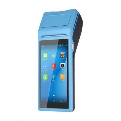 All In One Handheld PDA Printer Smart POS Machin