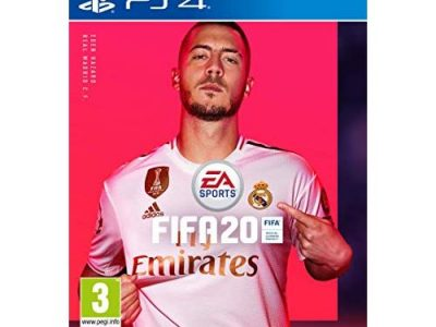 EA Sports PS4 FIFA 20 Standard Edition – PlayStation 4