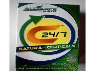 AIM GLOBAL Alliance In Motion Global C247 Natura-Ceuticals