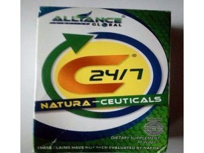 AIM GLOBAL Alliance In Motion Global C247 Natura-Ceuticals