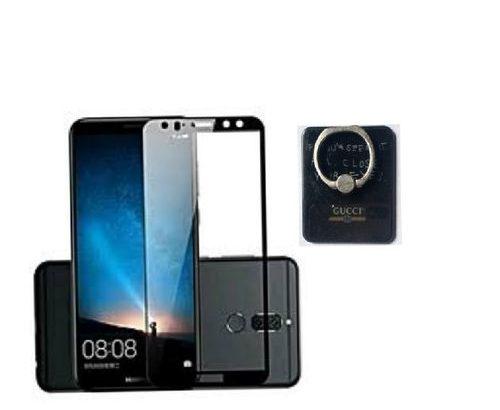 Tecno L9 Plus 5D Screen Protector+phone Ring