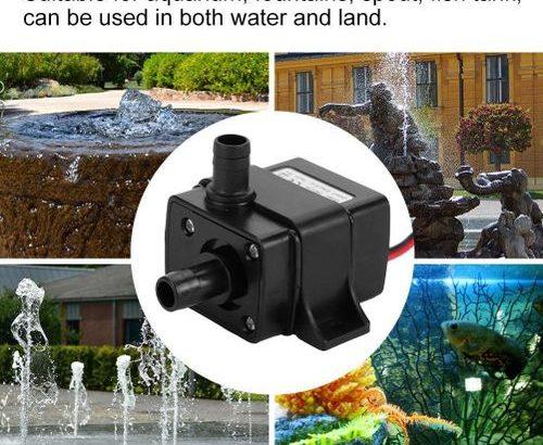 Submersible Pump – Ultra-Quiet Brushless Water Pumping Machine