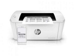 W2G51A HP SMALLEST LASERJET PRO M15W PRINTER – WIRELESS