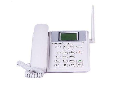 Imose IM-10 Desktop GSM Phone Dual Sim – White
