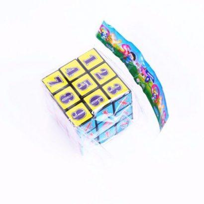Cube Puzzle Game