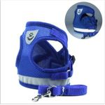Dog Leash Vest Type Pet Breastband Reflective Leash