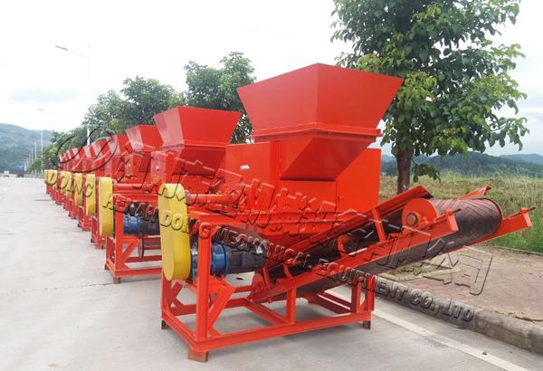 Cassava Chipping Machine