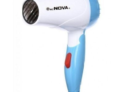 Nova Portable Collapsible Hand Dryer- Blue