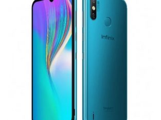 "Infinix SMART 4 X653,1GB RAM 16GB ROM, 4G LTE, 6.6"", 4000 MAh, 8MP+DUAL FLASH, FINGERPRINT – Quetza"