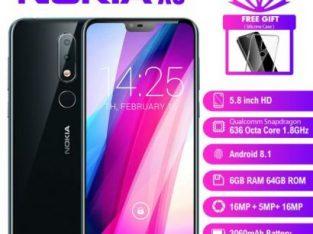 Nokia X6 (6.1 Plus) 5.8