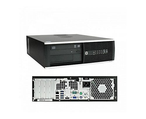 Designed for professionals and small businesses with a demand for value. computing, this HP 6300 des