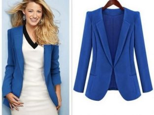 Women Blazers Casual Office Women Suits