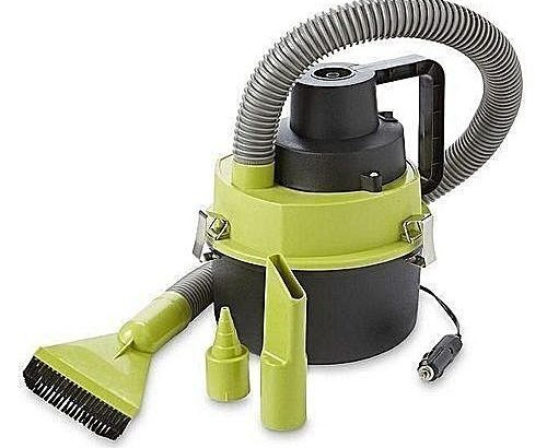 Wet And Dry Multifunction Car Vacuum Cleaner