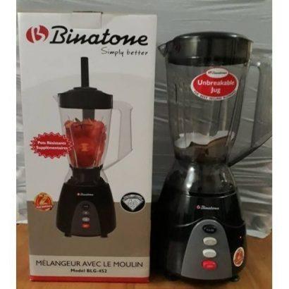 Binatone Blender with Grinder – Binatone Nigeria Electric Blender