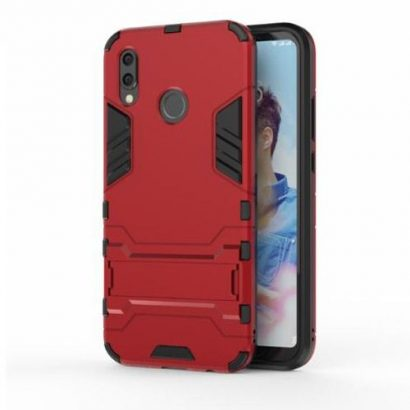 Huawei Silicone Cover Anti-Knock Plastic Robot Armor Slim Phone Back Casesfor Huawei P20 Pro Case -R