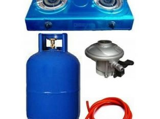 High Quality Gas Cylinder 15kg With Universe Cooker, Regulator, Hose
