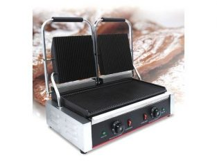 New Double Contact Grill Shawarma Toaster